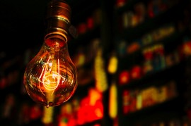 照明,裸電球,ペンダントランプ